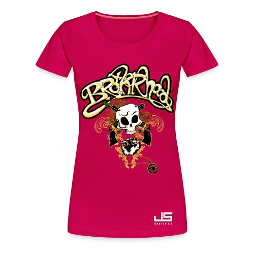 JS - Streetstyle Collection - Frauen Premium T-Shirt