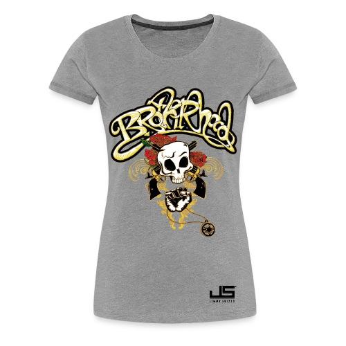 JS - Streetstyle Collection - Frauen Premium T-Shirt