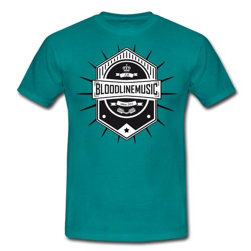 Männer Premium T-Shirt ( Bloodlinemusic ) - Männer T-Shirt