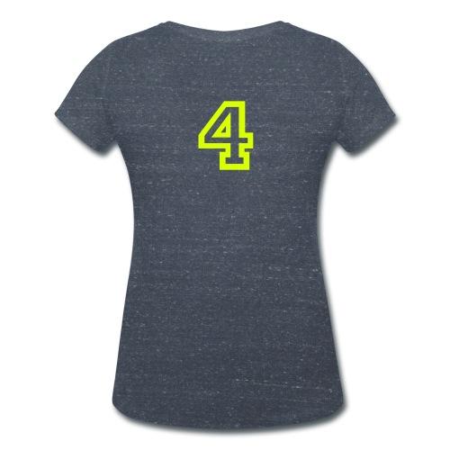 Patricia - Ekologisk T-shirt med V-ringning dam från Stanley & Stella