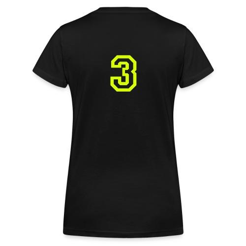 Lill - Ekologisk T-shirt med V-ringning dam från Stanley & Stella