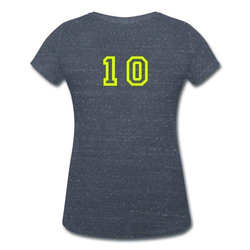 Anna H - Ekologisk T-shirt med V-ringning dam från Stanley & Stella