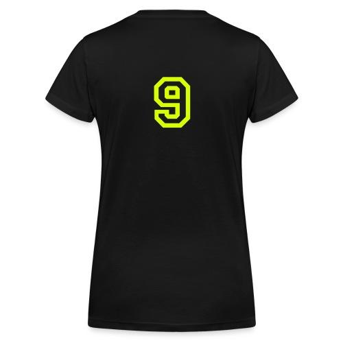 Gunilla  - Ekologisk T-shirt med V-ringning dam från Stanley & Stella