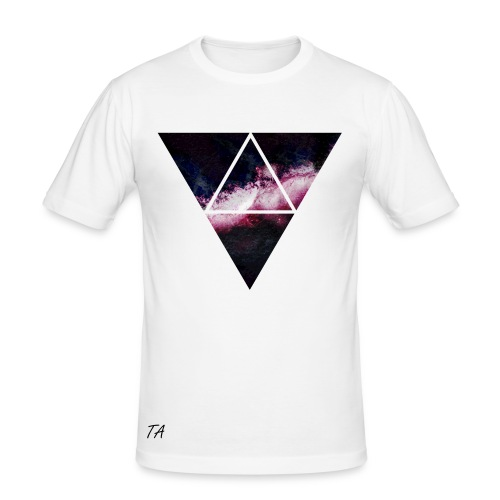 TA galaxy  - slim fit T-shirt