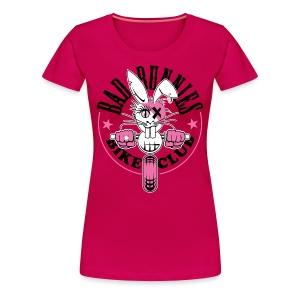 Kabes Bad Bunny Girl - Women's Premium T-Shirt