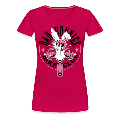 Kabes Bad Bunny Girl - Women's Premium T-Shirt