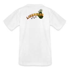 LionKid's Shirt Dark Paws - Kids' T-Shirt