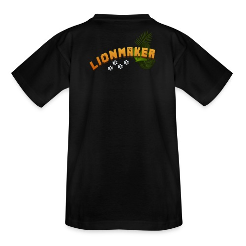 LionKid's Shirt Light Paws - Kids' T-Shirt