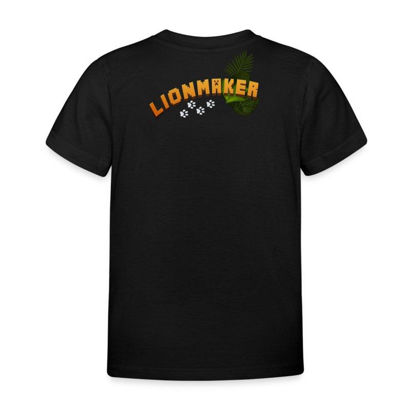 LionKid's Shirt Light Paws - Kids' T-Shirt