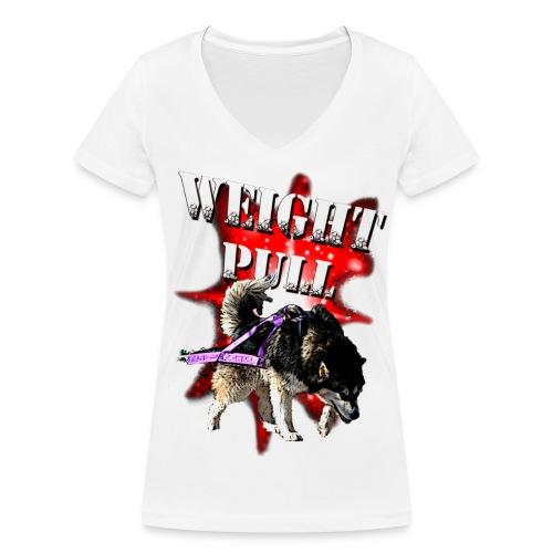 Aniu WP Special - Økologisk Stanley & Stella T-shirt med V-udskæring til damer