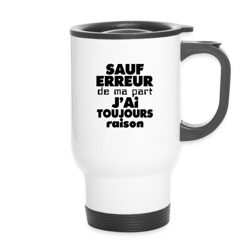 Sauf - Thermobecher