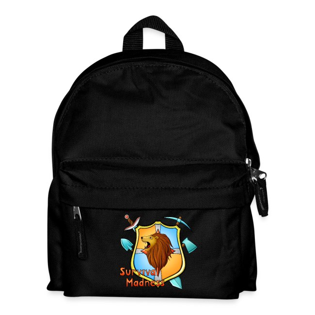 Lion's Backpack