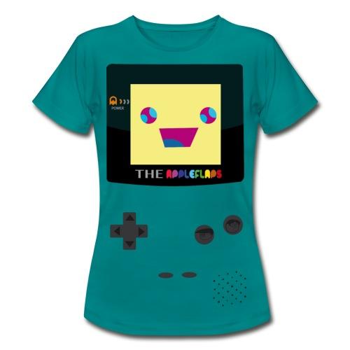 Game The Appleflap Female - Vrouwen T-shirt