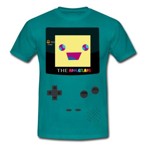 Game The Appleflap Men - Mannen T-shirt