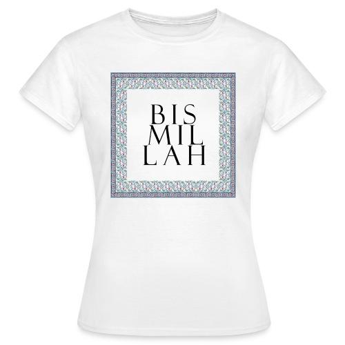 bismillah-cini-tshirt-women - Women's T-Shirt