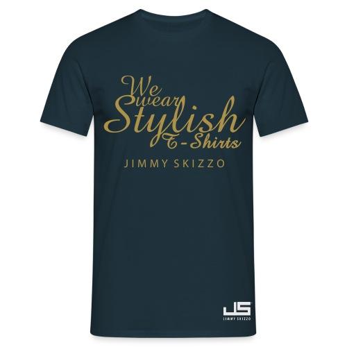 JS - Streetstyle Collection - Männer T-Shirt
