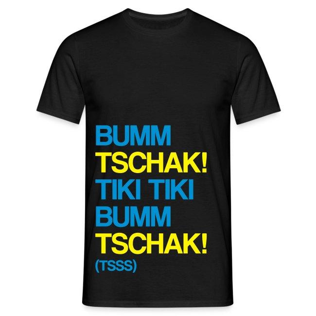 Bumm Tschak! Shirt (Herren)