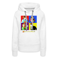 Hoodies & Sweatshirts ~ Women's Premium Hoodie ~ VenturianTale Group