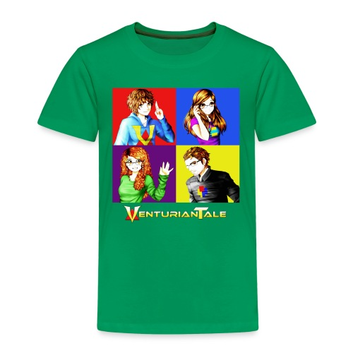 VenturianTale Group - Kids' Premium T-Shirt