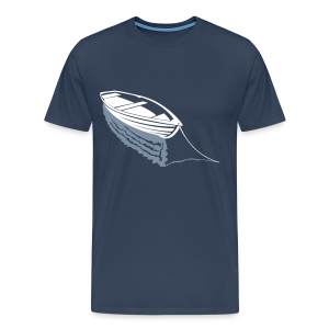 Boot auf See Shirt - Männer Premium T-Shirt
