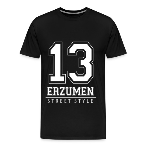 JS - ERZUMEN Collection - Männer Premium T-Shirt