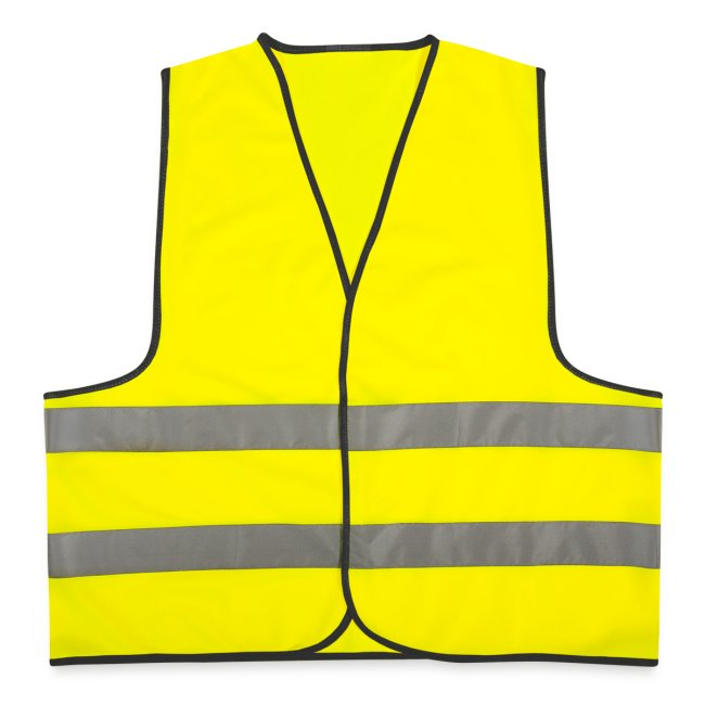 Custom High Vis Jacket