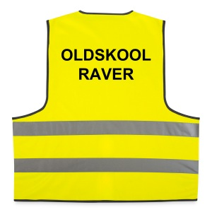 Custom High Vis Jacket - Reflective Vest