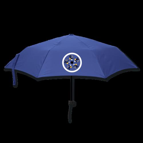TIAN GREEN Schirm - All Travelers in the circle - Regenschirm (klein)