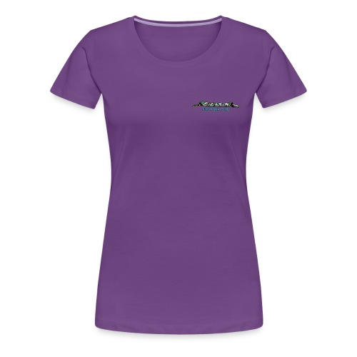 Women's T-Shirt Front Logo - Women's Premium T-Shirt