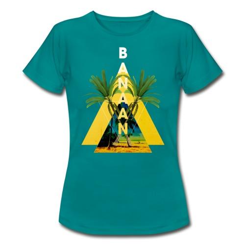 BANAAN/04 t-shirt - Vrouwen T-shirt