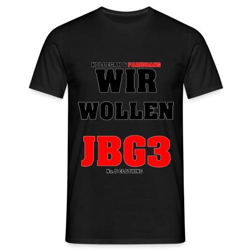 JBG3 Spezial  - Männer T-Shirt