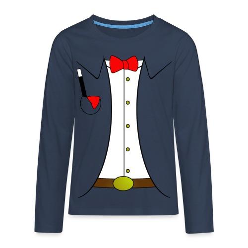 Zauberer - Teenager - Teenager Premium Langarmshirt