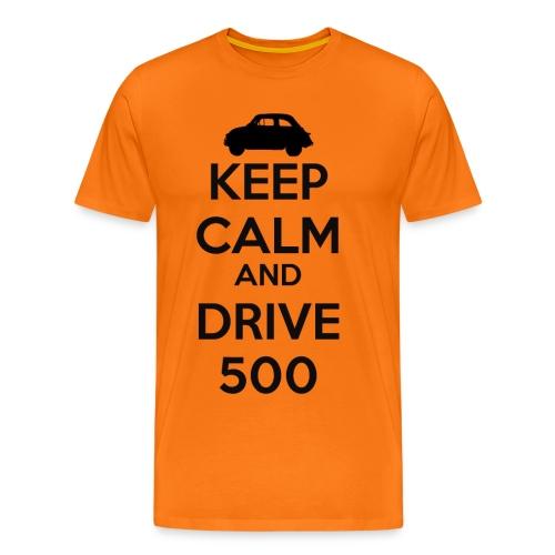 Keep Calm - Uomo - Männer Premium T-Shirt