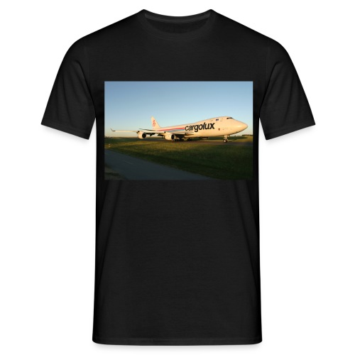 747 without Back - Men's T-Shirt