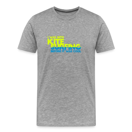 Kitesurf Shirt  - Männer Premium T-Shirt