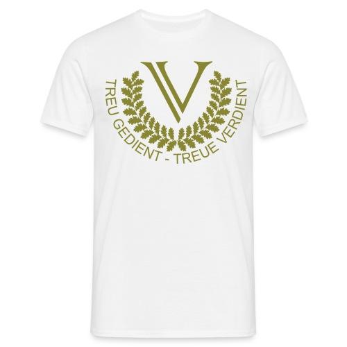 Männer T-Shirt - veteranentag,kamerad,bund deutscher veteranen,bdv,Veteran