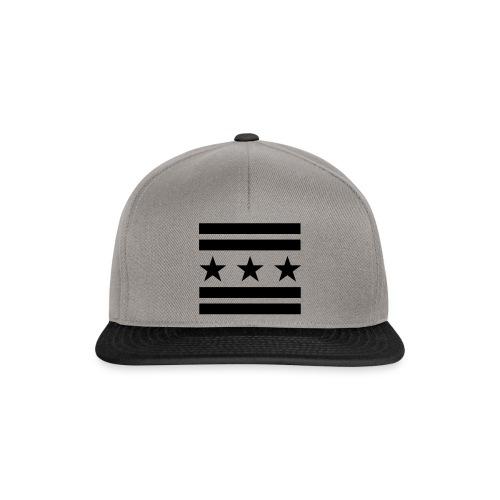 3 Star Cappy - Snapback Cap