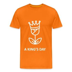 Kingsday Men's Tee - Men's Premium T-Shirt