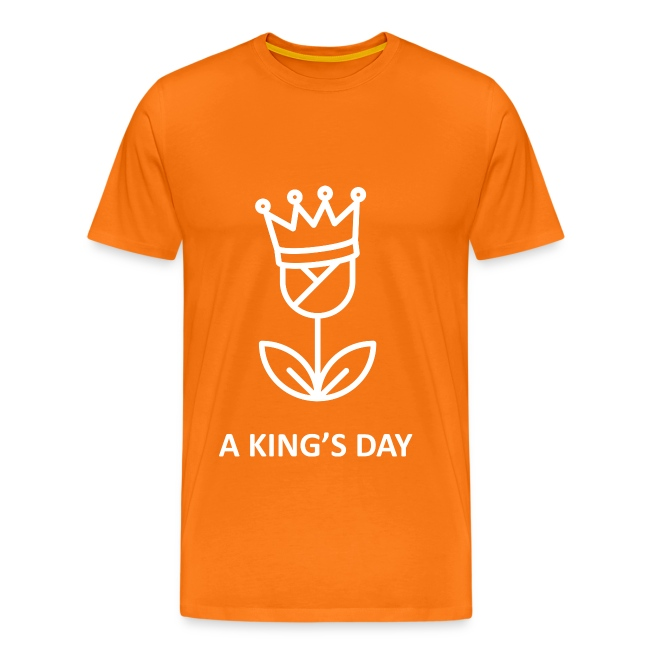 Kingsday Men's Tee