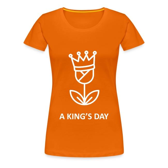 Kingsday Women's Tee