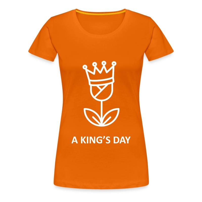 Kingsday Women's Tee - Women's Premium T-Shirt