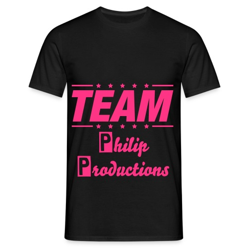 Team Philip Productions Trøje! - Herre-T-shirt