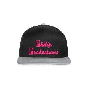 Philip Productions Cap - Snapback Cap
