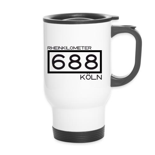 Rheinkilometer 688: Kölle-Togobäscher - Thermobecher