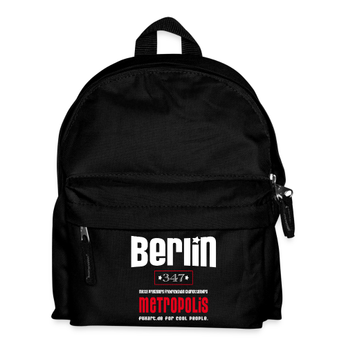 Berlin Metropolis - Kinder Rucksack