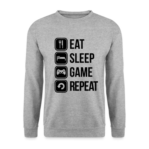 Mannen trui gaming - Mannen sweater