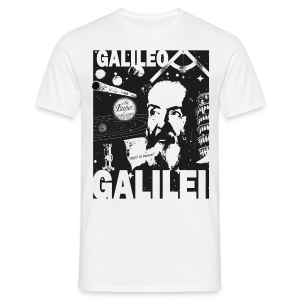 Galileo Galilei - Men's T-Shirt