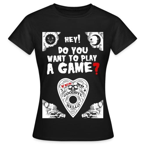 Game - Woman Shirt - Camiseta mujer