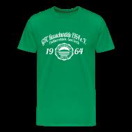 T-Shirts ~ Männer Premium T-Shirt ~ Männer 1964  - Shirt Normal Grün
