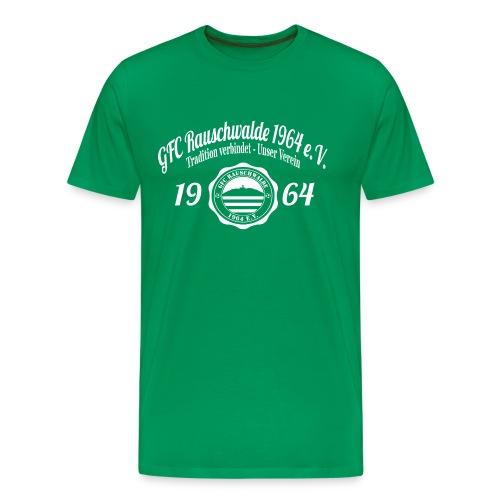 Männer 1964  - Shirt Normal Grün - Männer Premium T-Shirt